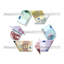 recycling symbol euro