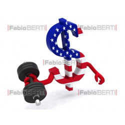 dollar symbol arms