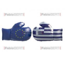 boxing gloves euro/greece