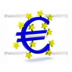 euro symbol BCE