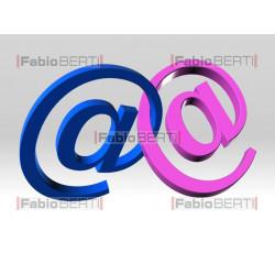 simboli email unite