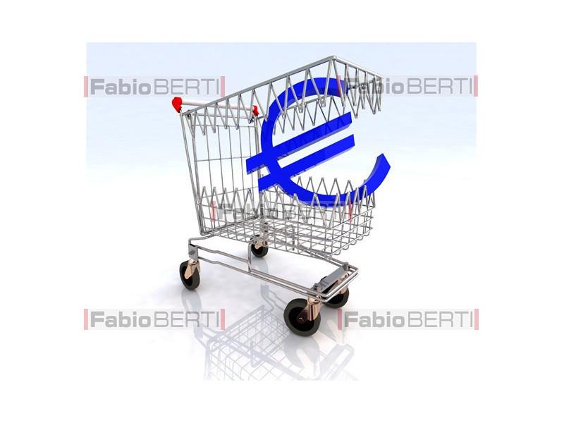 carrello che morde l'euro