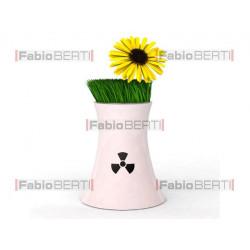 nuclear flower