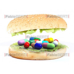 sandwich with pills 3