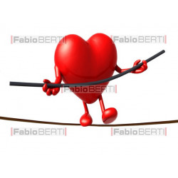 cuore acrobata