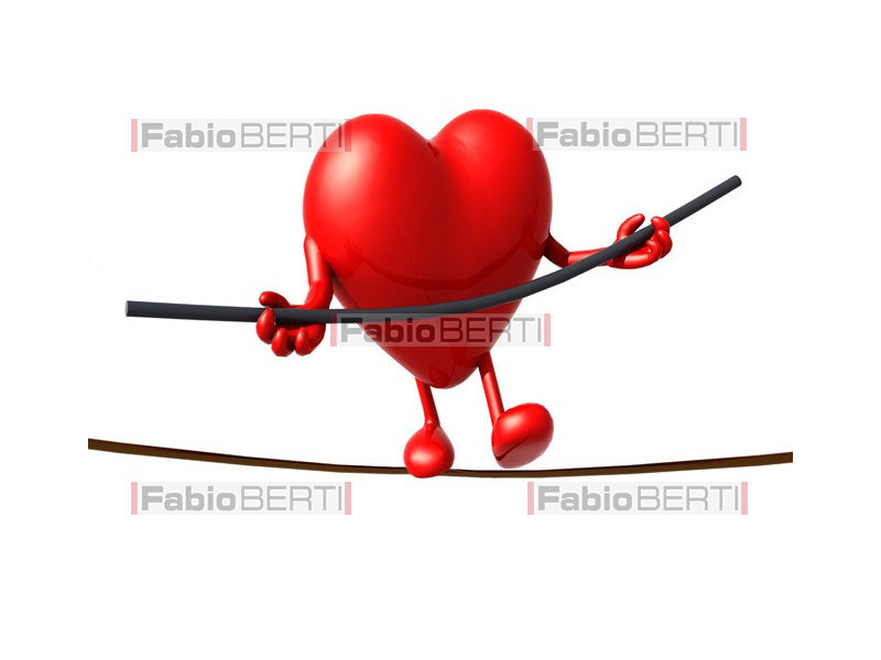 acrobatic heart