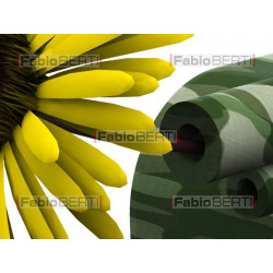 toy tank flower