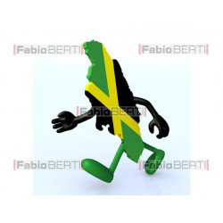 Giamaica in corsa