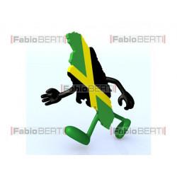 Jamaica runner