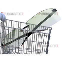 eye with shopping cart