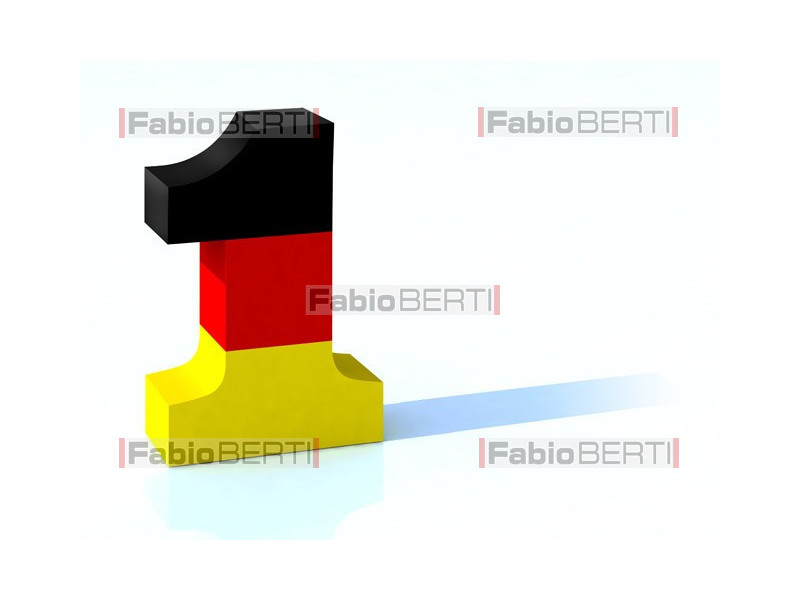 numero uno Germania