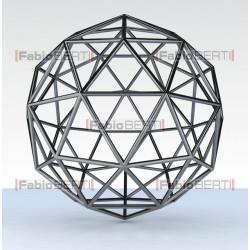 geosfera in metallo