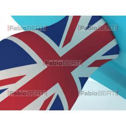 UK blu baby pacifier