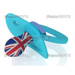 UK baby pacifier