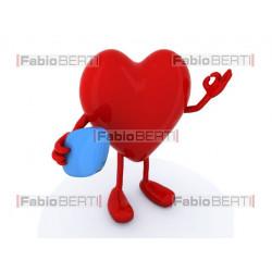heart with viagra