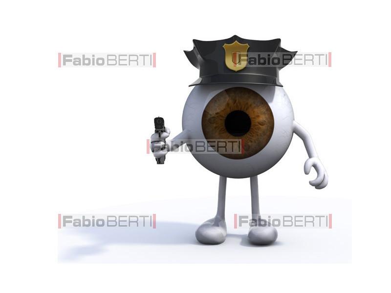eye policeman