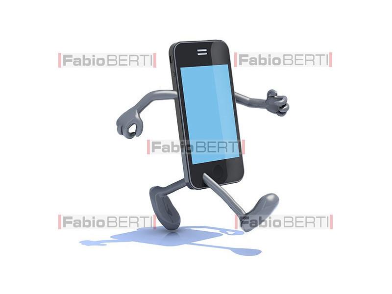 smartphone that runs