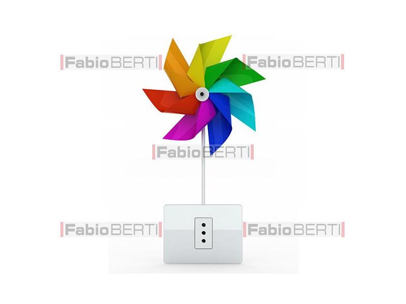 rainbow plug