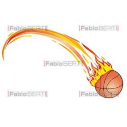 pallone basket
