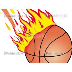 pallone basket veloce