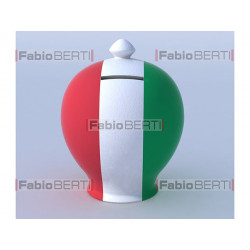Italy money box