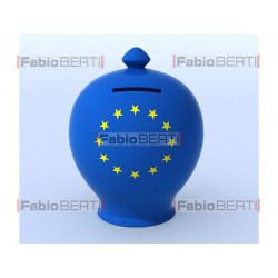 euro money box