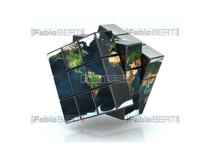 mondo su cubo