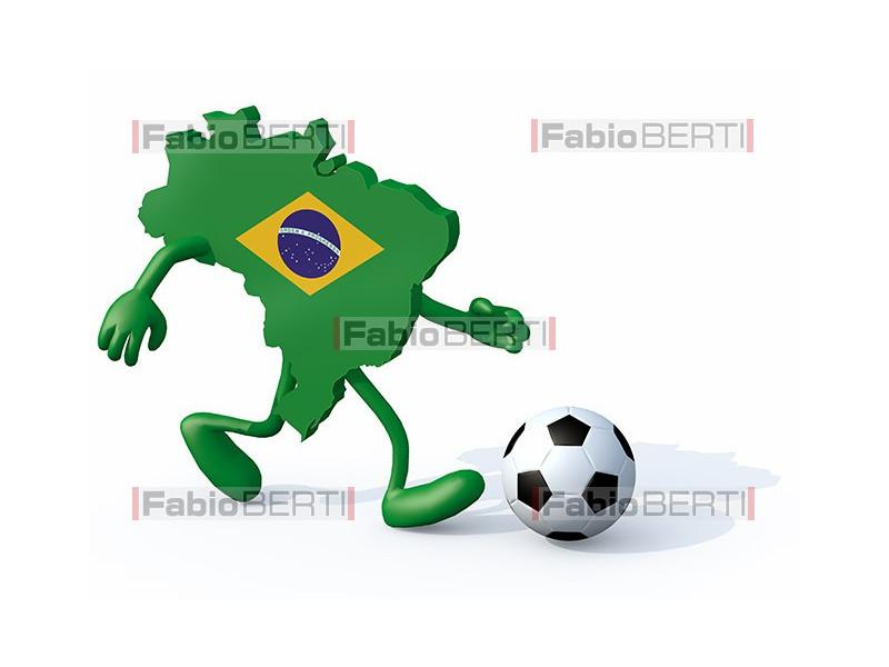 brasile calcio