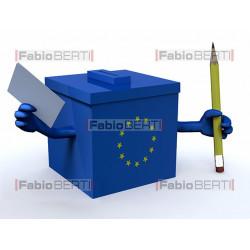 ballot box europe
