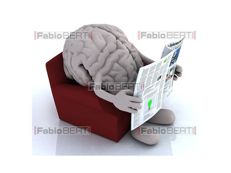 brain relax newspaper