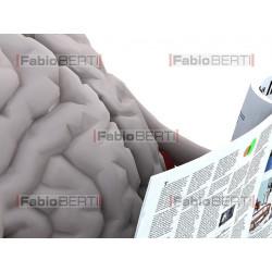 brain relax newspaper