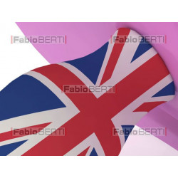 UK baby pacifier pink