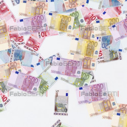 Europe with euro