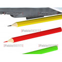 warplane launching pencils