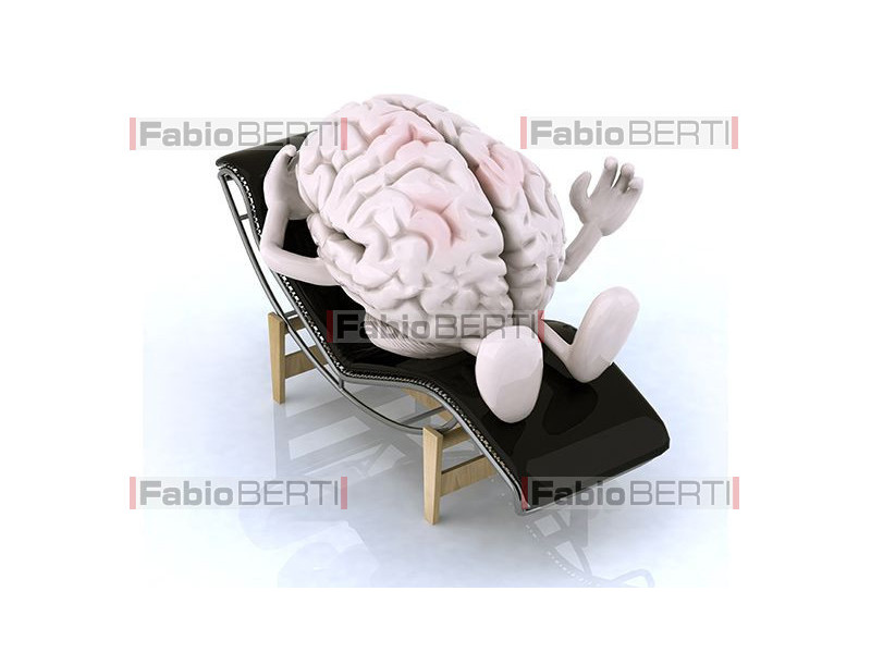 brain in psychoanalysis