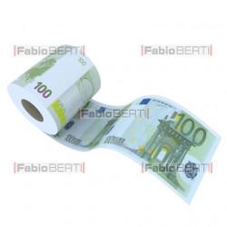 toilet paper euro notes