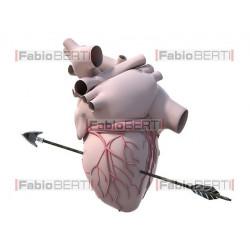 cuore con freccia