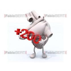 cuore colesterolo