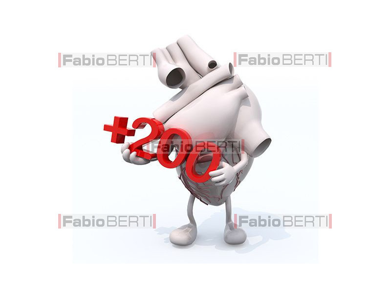 heart concept cholesterol