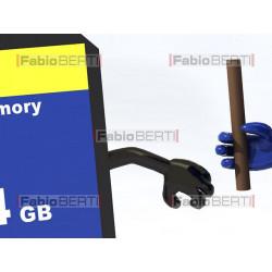 stafetta tra pellicola e memoria SD