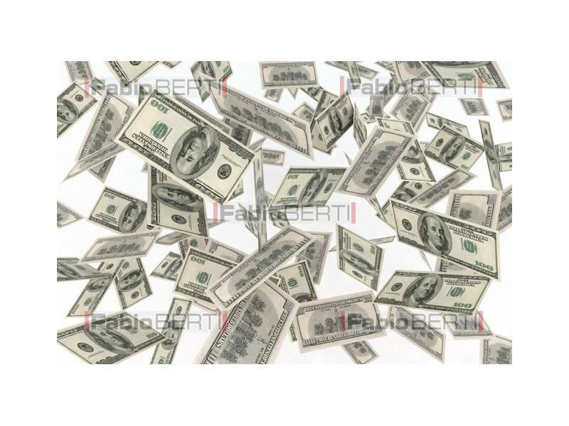 dollari per aria