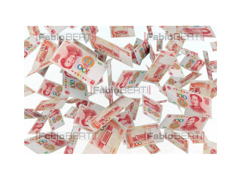 yuan per aria