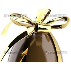 uovo di cioccolata corsa