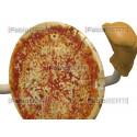 hamburger vs pizza