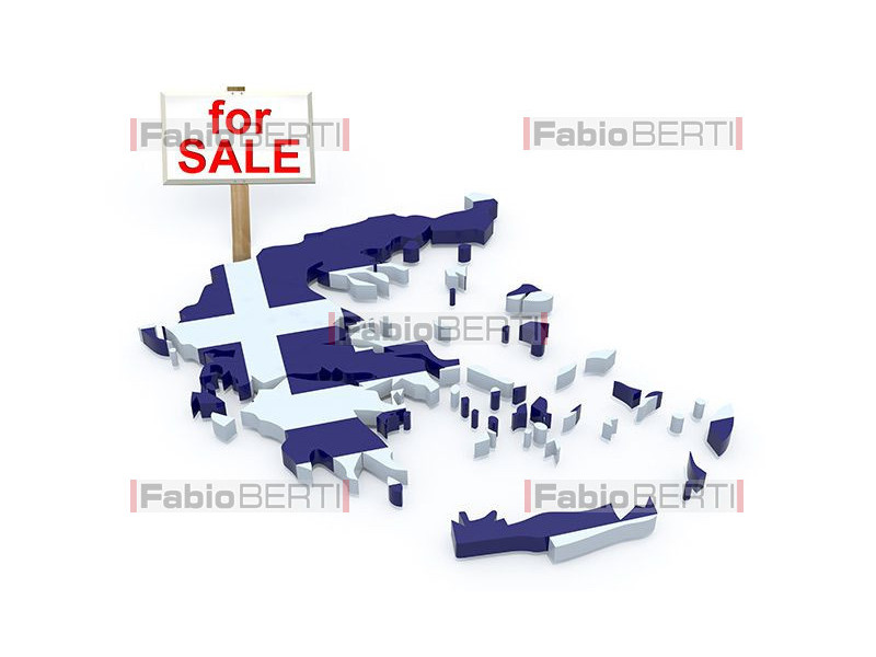 Grecia vendesi
