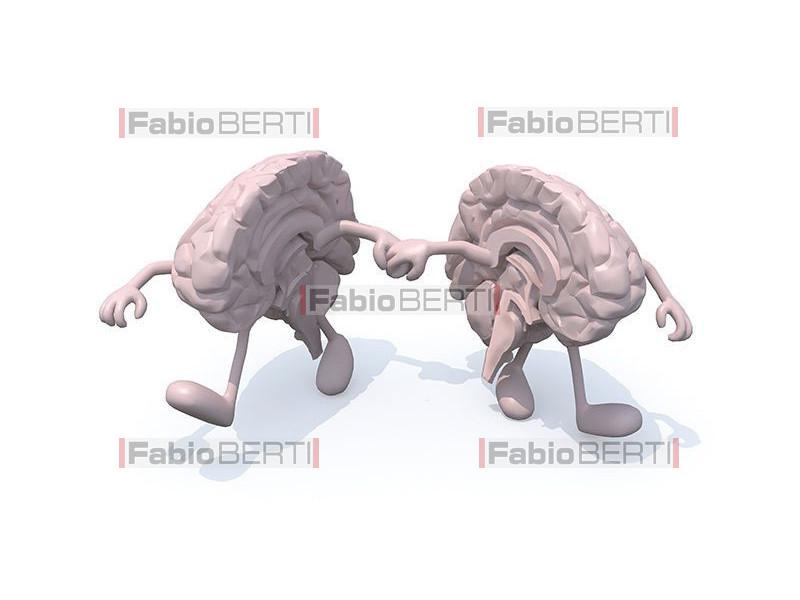 half brains walking