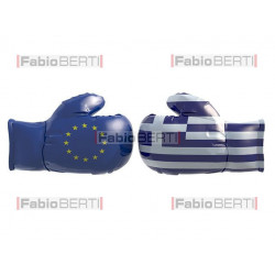 boxing gloves euro/greece
