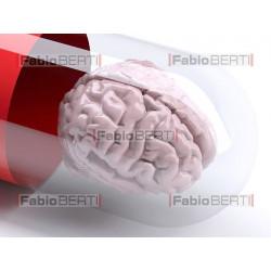 pillola cervello