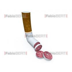 sigaretta salume