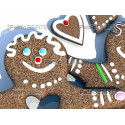 ginger nut Christmas